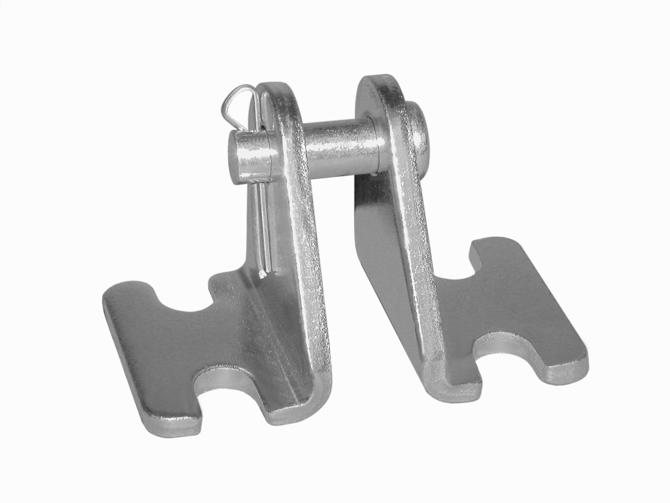 two piece pivot bracket